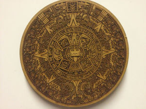 Laser Engraved Coaster